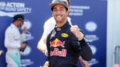F1, Gp di Monaco: Ricciardo comanda a 1,55