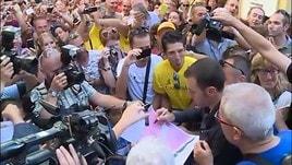 Ciclismo: Nibali vince il Giro d'Italia