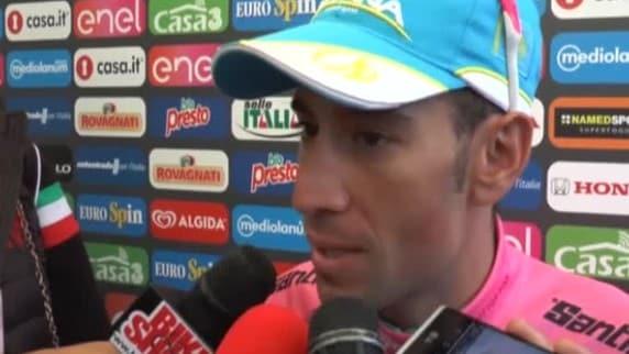 """Nibali: """"Ultima settimana è stata decisiva. Non ho perso la testa"""""""