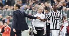 Juventus, Allegri: «Se resta Pogba? Speriamo...»