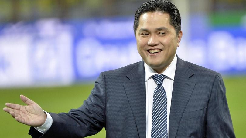 Cessione Inter, Thohir: «Un passo rivoluzionario verso il futuro»