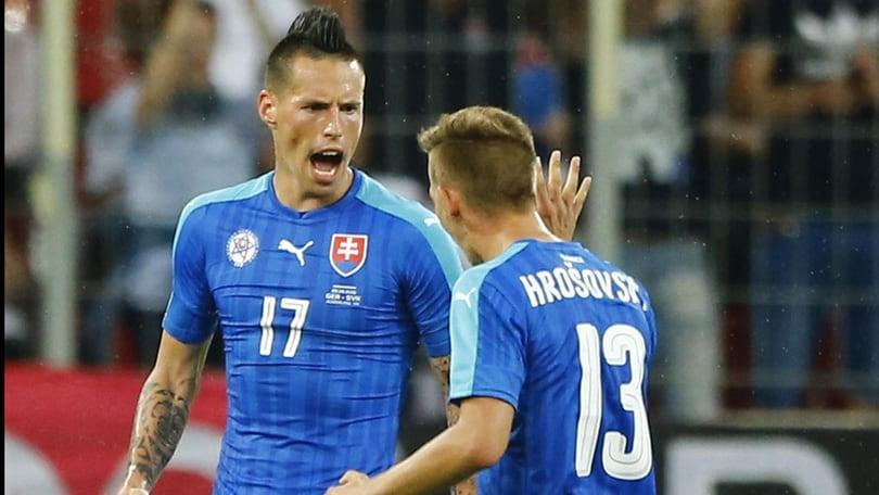 Euro 2016: Kozak ufficializza i 23 della Slovacchia
