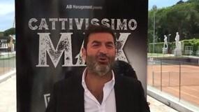 Max Giusti: «Il sindaco di Roma dovrebbe farlo Lotito»