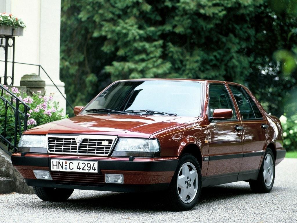 """Lancia Thema 8.32 """"Ferrari"""": foto"""