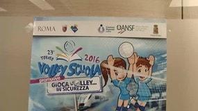 Volley Scuola 2016, premiati i vincitori dei Concorsi