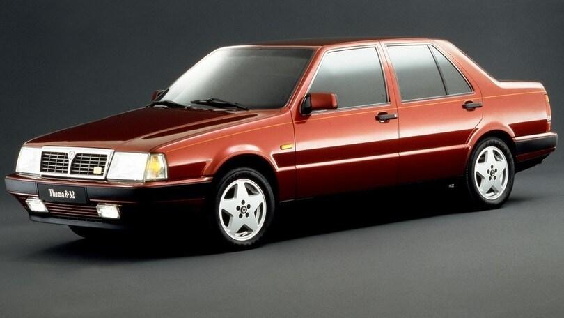 """Lancia Thema 8.32 """"Ferrari"""", 30 anni di leggenda"""