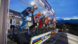 BMX, Daudet e Pajon Mondiali