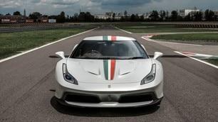 Ferrari 458 MM Speciale: foto