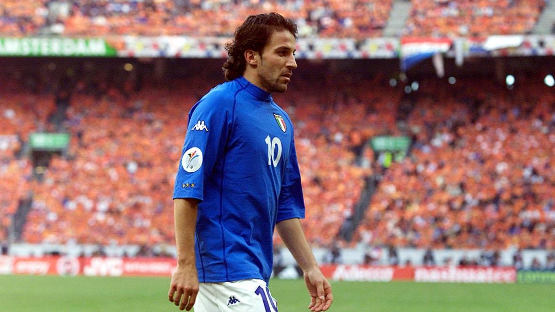 Italia quando il numero 10 era il numero 10 baggio for Numero senatori e deputati in italia