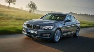 BMW Serie 3 Gran Turismo, le foto del restyling