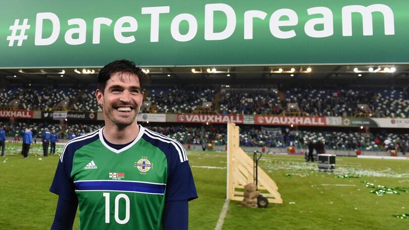 Euro 2016, Irlanda del Nord: O'Neill si affida all'ex Palermo Lafferty