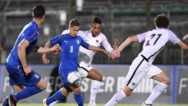 Amichevole Under 21 Italia-Francia 0-1: decide Cornet