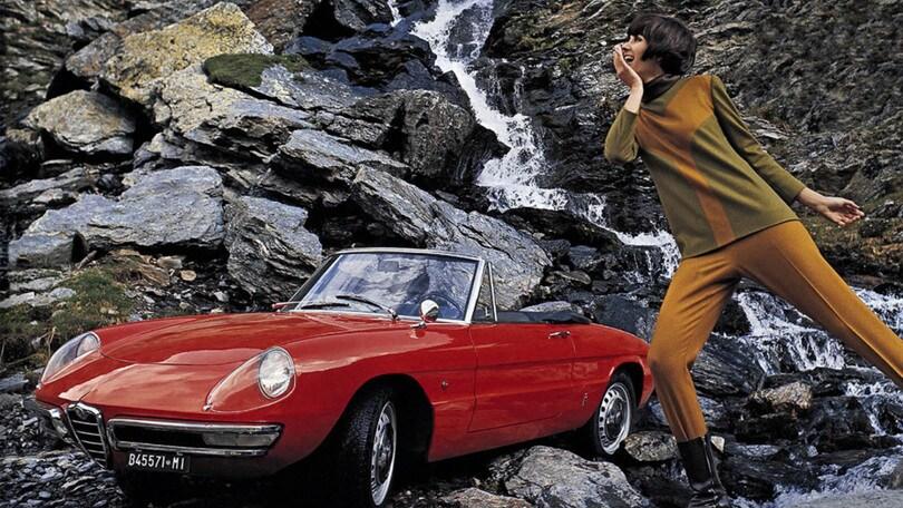 Alfa Romeo Spider, 50 anni di icone a cielo aperto