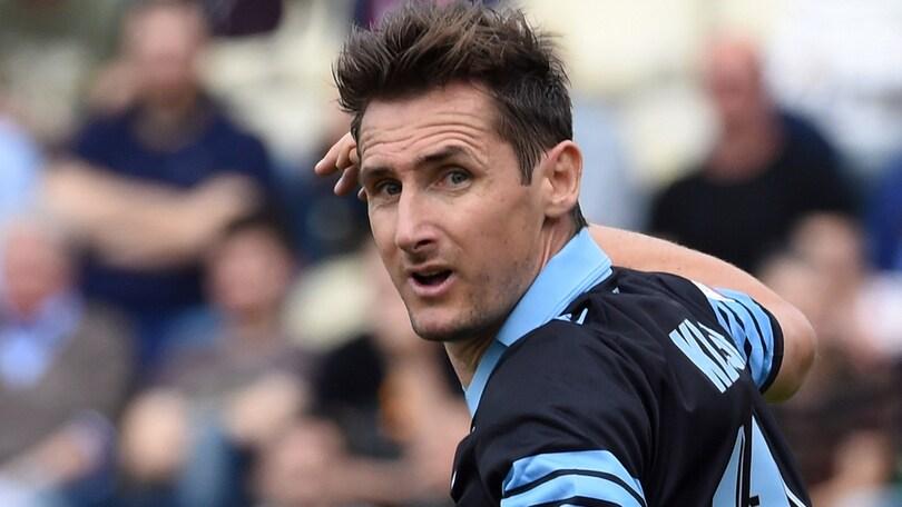 Calciomercato Napoli, Klose interessa ma decide Sarri