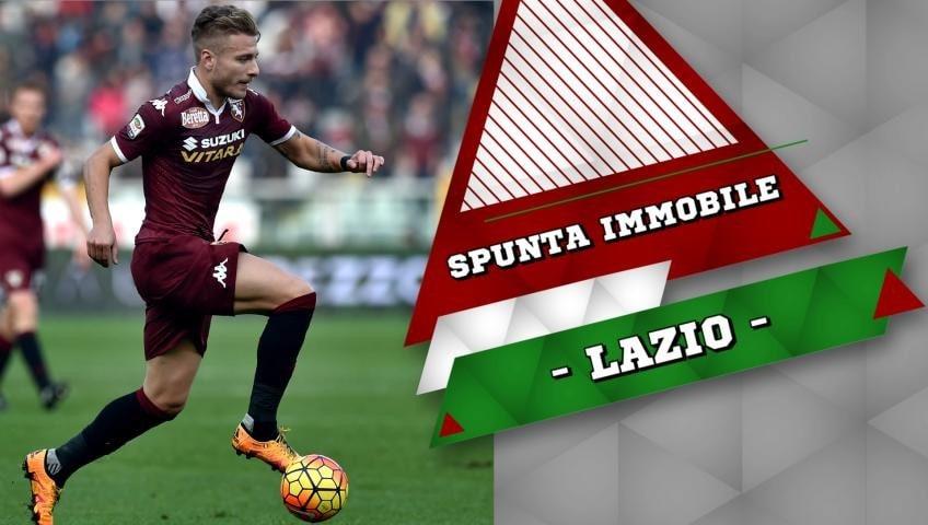 Lazio, spunta Immobile