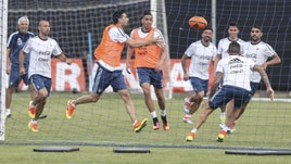 L'Argentina prepara la Coppa America ma gioca a rugby!