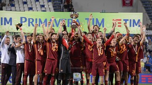 Roma Primavera campione d'Italia: che festa al Mapei Stadium!