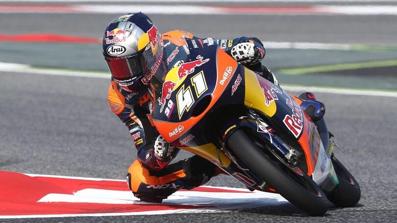 Moto3 Red Bull KTM Ajo, Binder: «Aki è fondamentale»