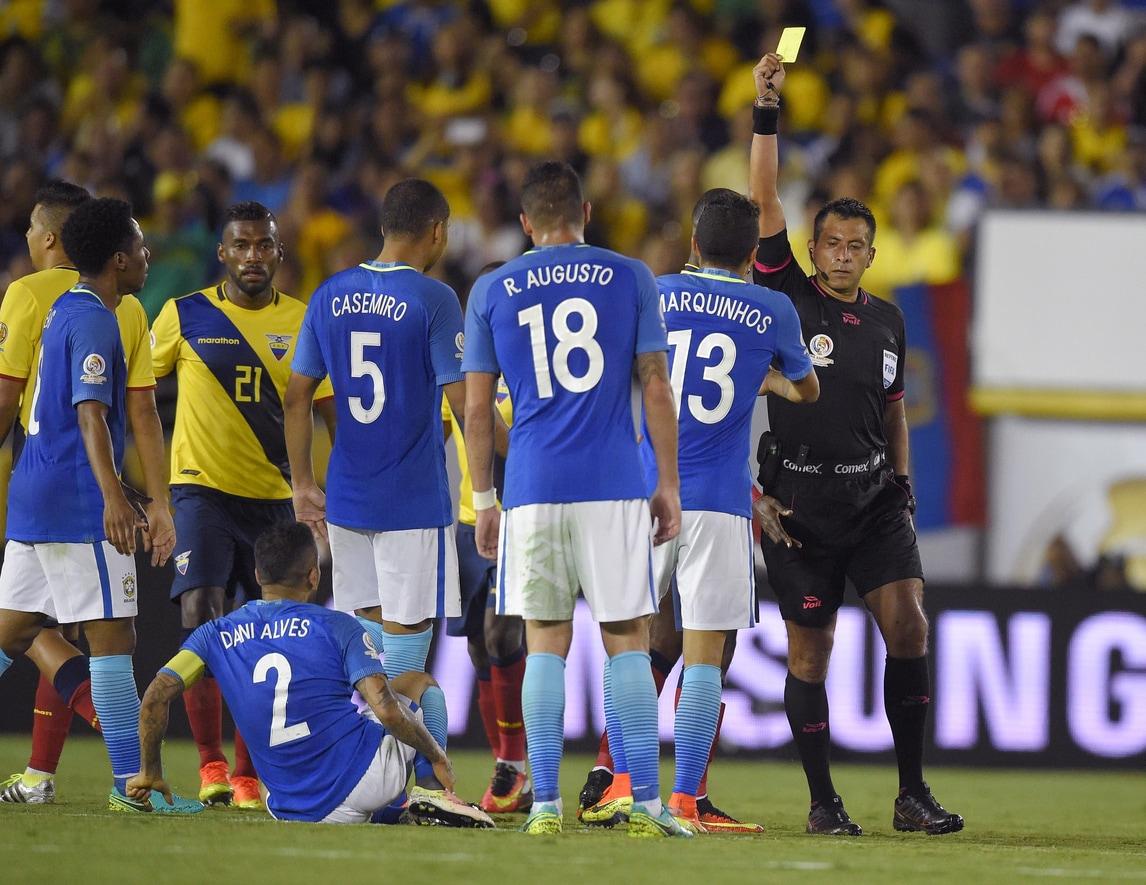 Coppa America, Brasile-Ecuador senza gol: Dunga delude all'esordio