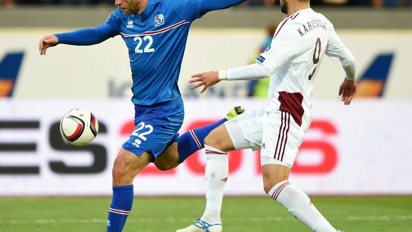 Euro 2016, Islanda: Lagerback punta sull'esperienza di Gudjohnsen