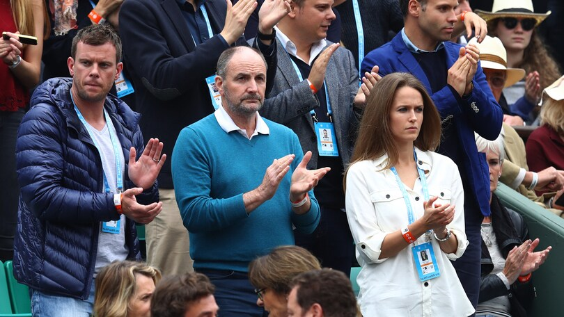 Roland Garros: prima della finale l'omaggio aMuhammad Ali