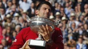 La prima volta di Djokovic al Roland Garros! Le immagini più belle della finale