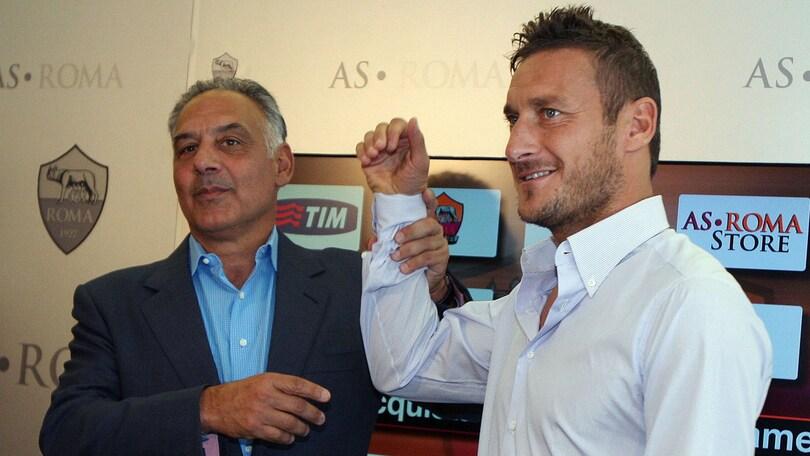 Roma, Totti aspetta la convocazione