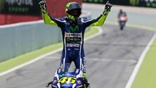 MotoGp Yamaha, Rossi: «Ottimo risultato nei test»