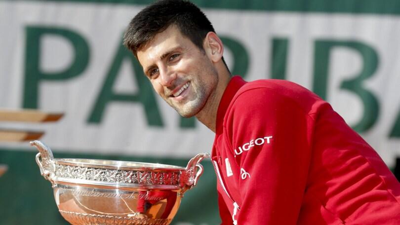 Tennis, classifica Atp: Djokovic leader, Thiem nella top ten
