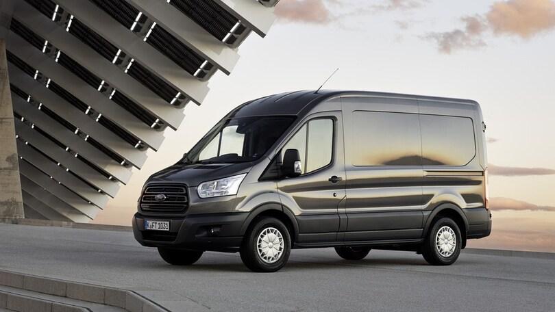 Compri il furgone e Ford ti regala il sito web