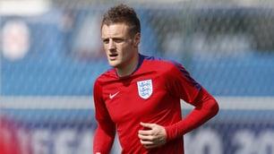 Euro 2016, l'Inghilterra si allena aChantilly: Vardy sorride, l'Arsenal è alle porte