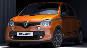 Renault Twingo GT: foto