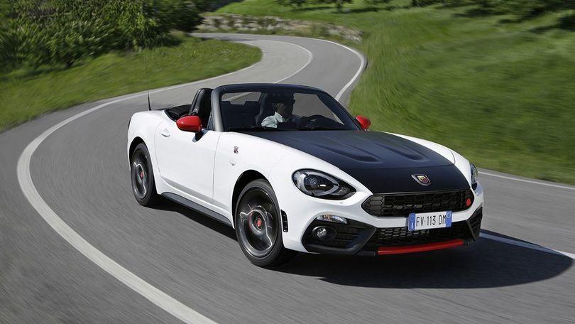 Fiat e Abarth, le 124, 500 e 595 sono pronte per l'estate