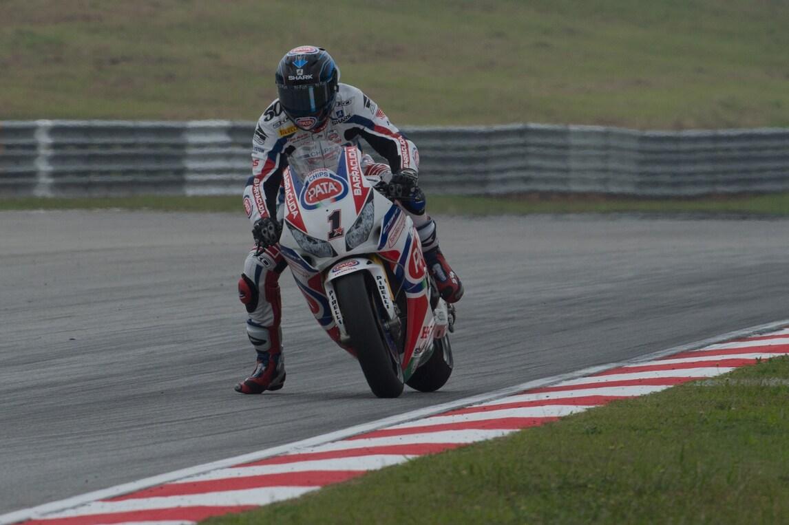 SBK Pata Yamaha, Guintoli: «Non vedo l'ora di tornare in pista»