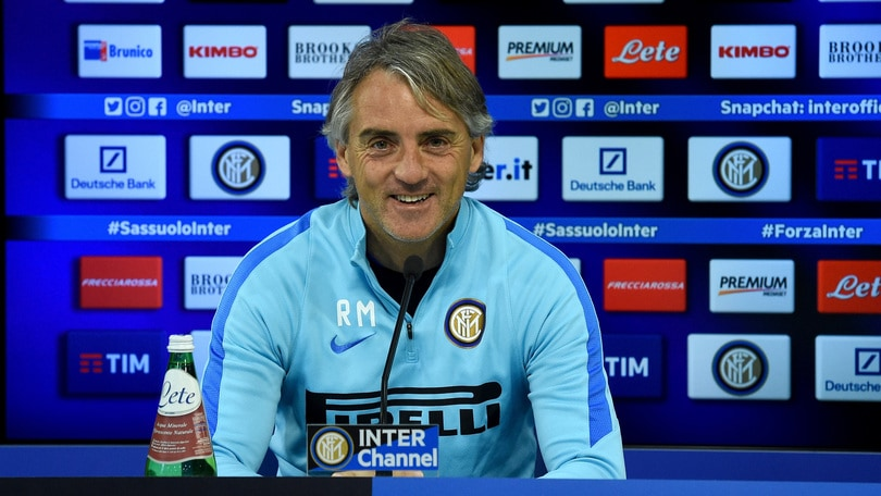 Calciomercato Inter, Mancini: