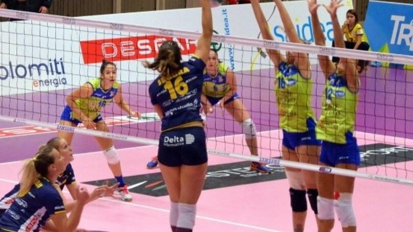 Volley: A1 Femminile, Monza ingaggia Maria Segura