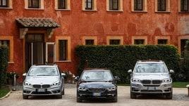 BMW iPerformance, la gamma ibrida: foto