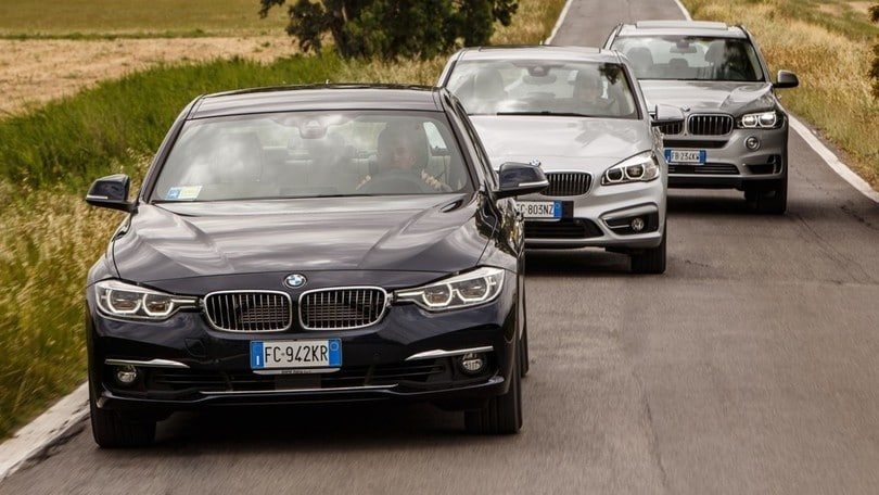 BMW iPerformance, l'ibrido per andare lontano