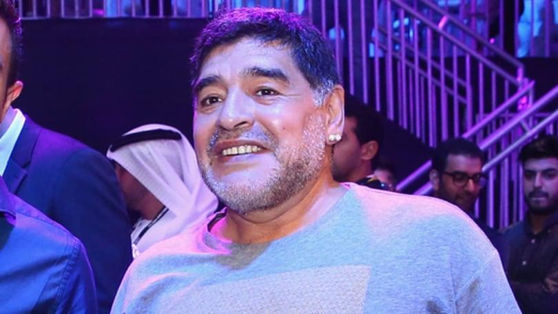 Maradona contro Pelé: la sfida nel match della Pace