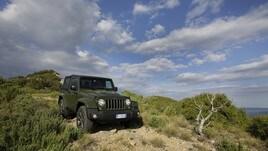 Jeep Wrangler 75th Anniversary: foto e prezzi