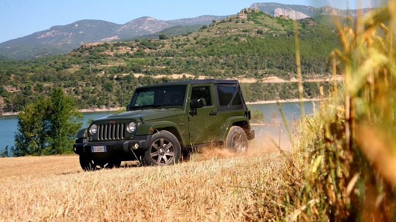 Jeep Wrangler 75th Anniversary: welcome to the Jungle