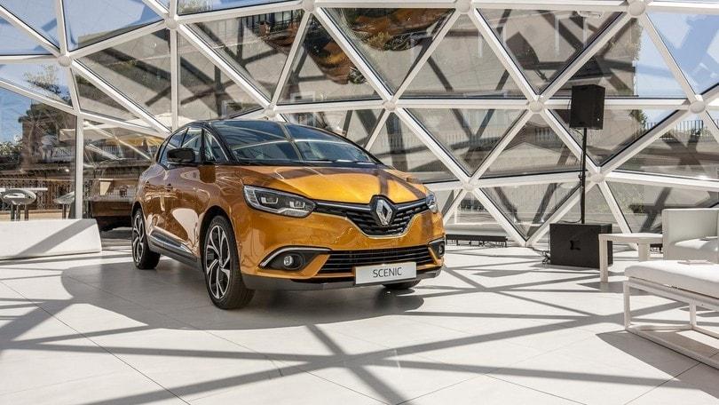 Nuova Renault Scenic, muscoli e luminosità per famiglie