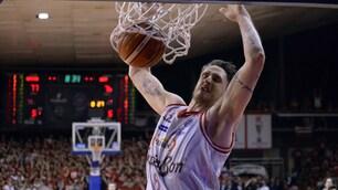 Basket Serie A, Reggio da sballo: è 2-2