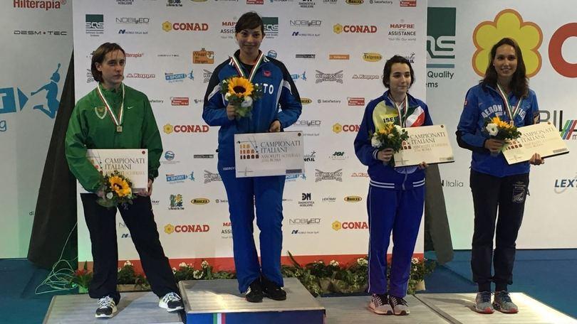 Spada, la Navarria campionessa d'Italia