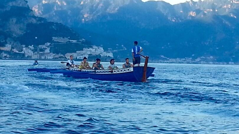 Amalfi si fa bella: domenica la 61esima regata delle Repubbliche Marinare