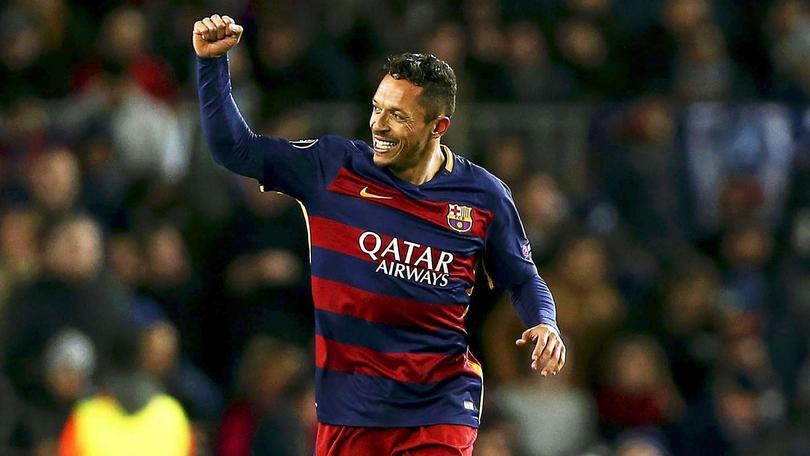 Calciomercato Barcellona, Digne spinge Adriano verso la Lazio