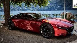 Mazda RX-Vision vince il Car Design Awards