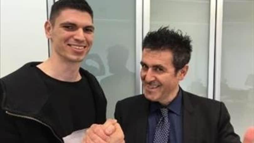 Volley superlega perugia sogna con marko podrascanin for Rinfoltire il prato