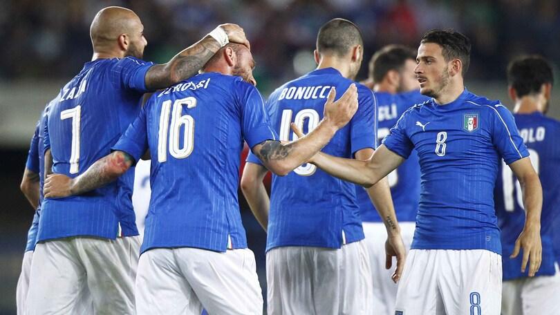 Euro 2016, Belgio-Italia: quote in salita, azzurri a 3,05