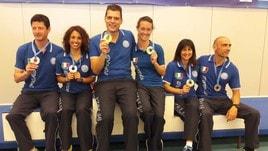 Si tingono d'azzurro i Mondiali di Apnea